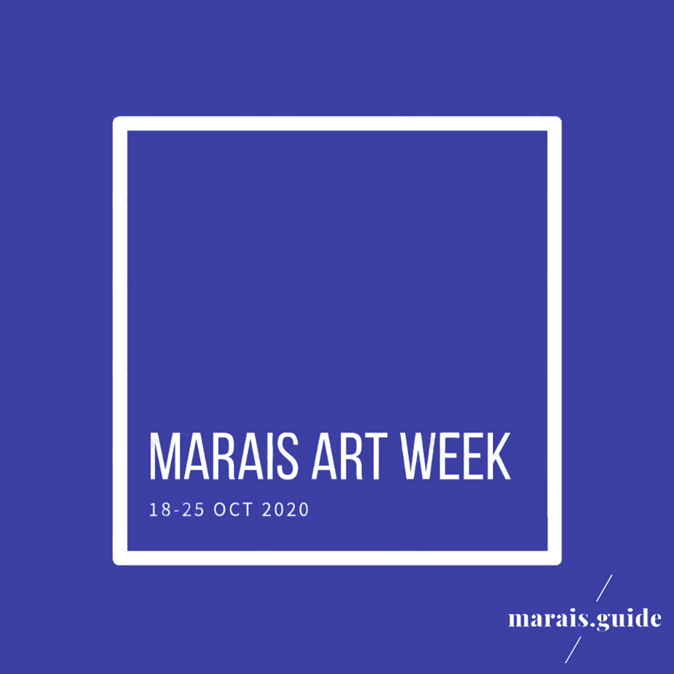 Marais Art Week, Paris