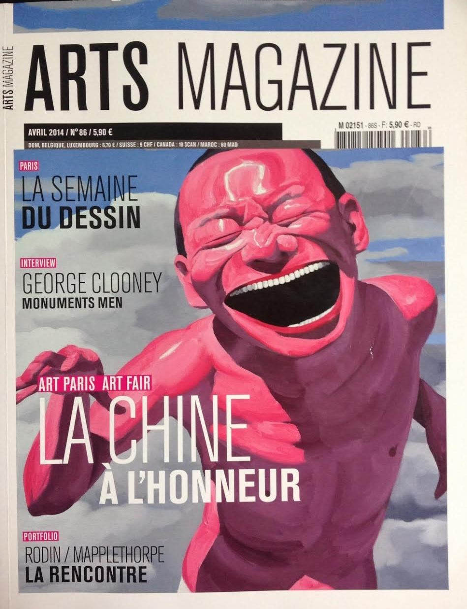 Art Paris 2014 - la Chine à l' honneur